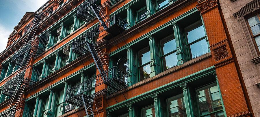 Tags Photograph - NY by Sunman
