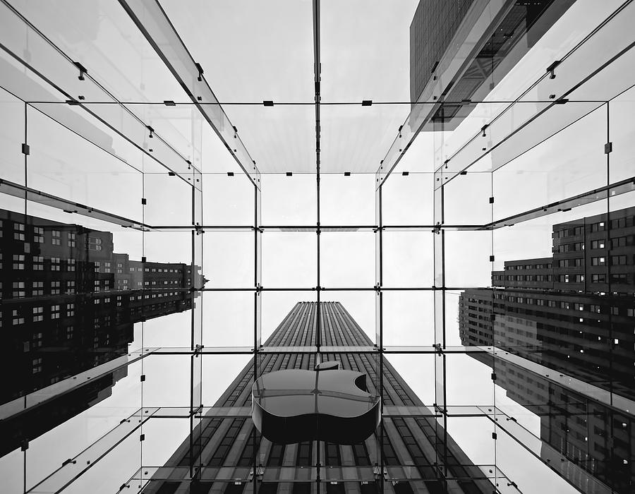 Ny Photograph - Nyc Big Apple II by Nina Papiorek