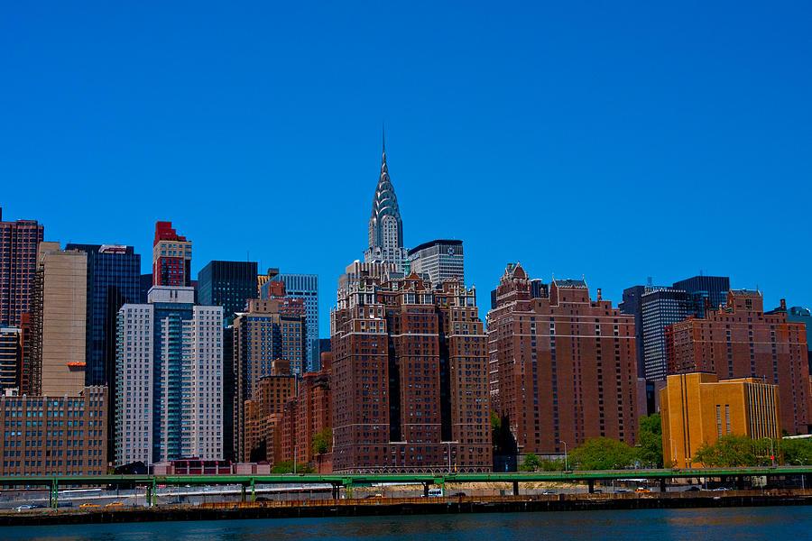 Nyc Chrysler Building  Photograph by Arthur Sa