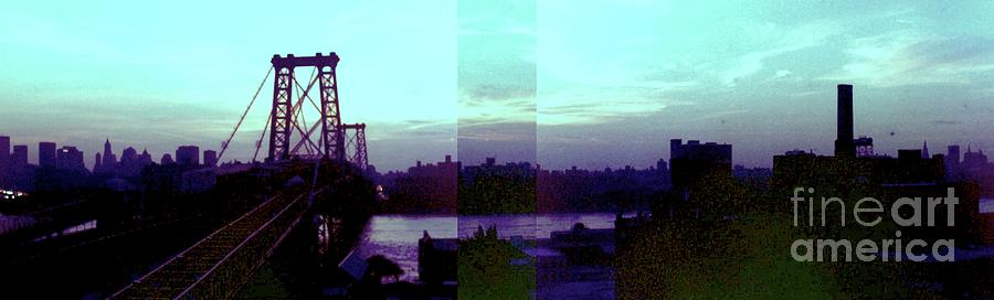 Nyc Photograph - NYC IQ BlackOut O3 by Lynn Grayson