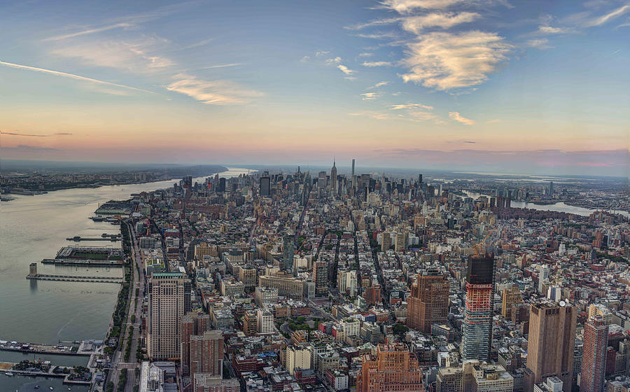 Cityscape Photograph - Nyc North by Michael Tischler