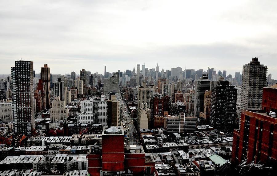 Photographs Photograph - Nyc Skyline - Upper East Side by Mark Matthews