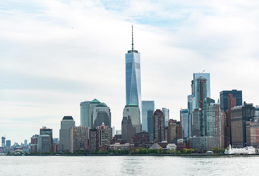 NYC Skyline by Art Atkins