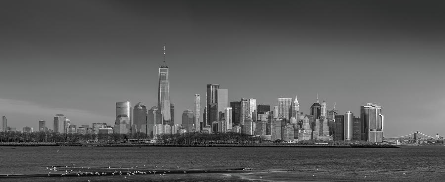 NYC Skyline by Daniel Carvalho