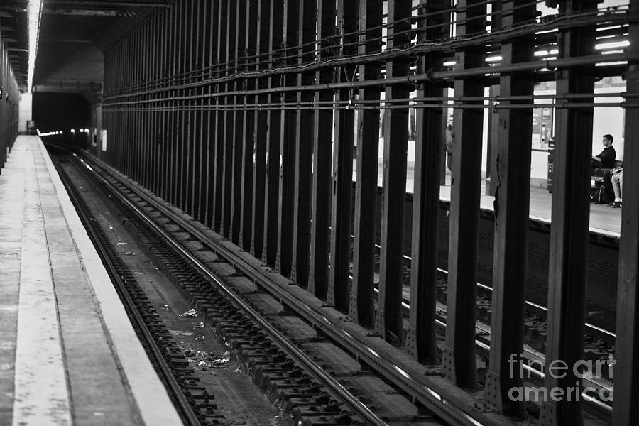 New York City Subway by Kate Purdy