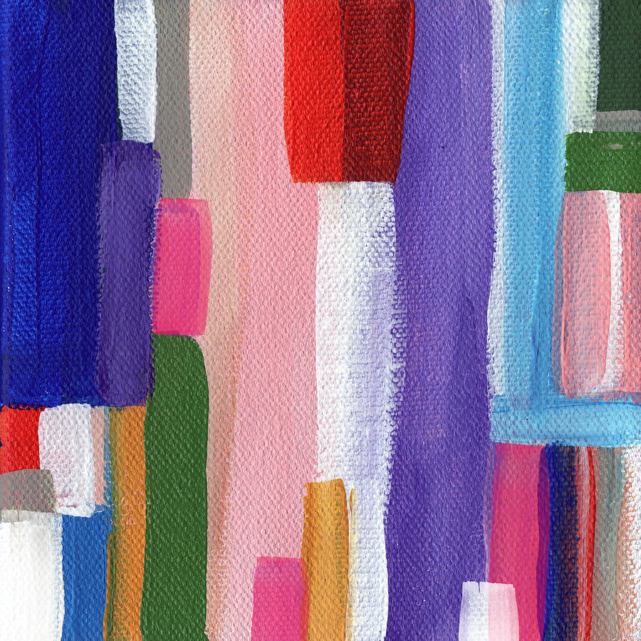 Nyhavn- Abstract Painting Painting