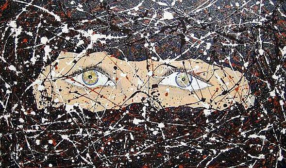 O Meu Abrigo Painting by Ernesto Coelho Silva