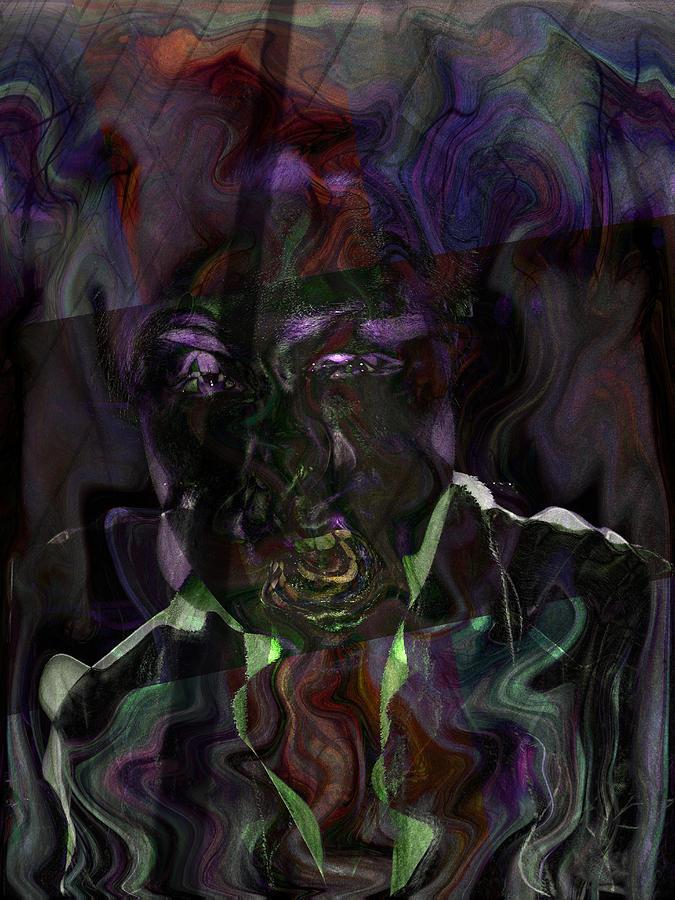 Deep Digital Art - Oa-6114 by Standa1one