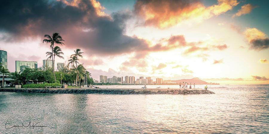 Oahu Sunrise by Chris McKenna