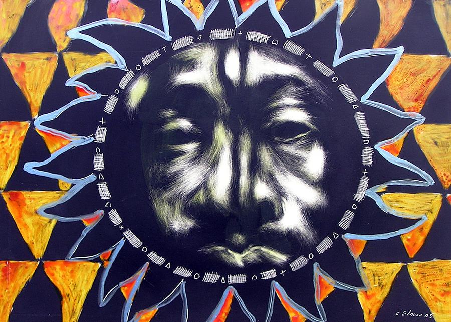 Oakland Sunshine Mixed Media by Chester Elmore