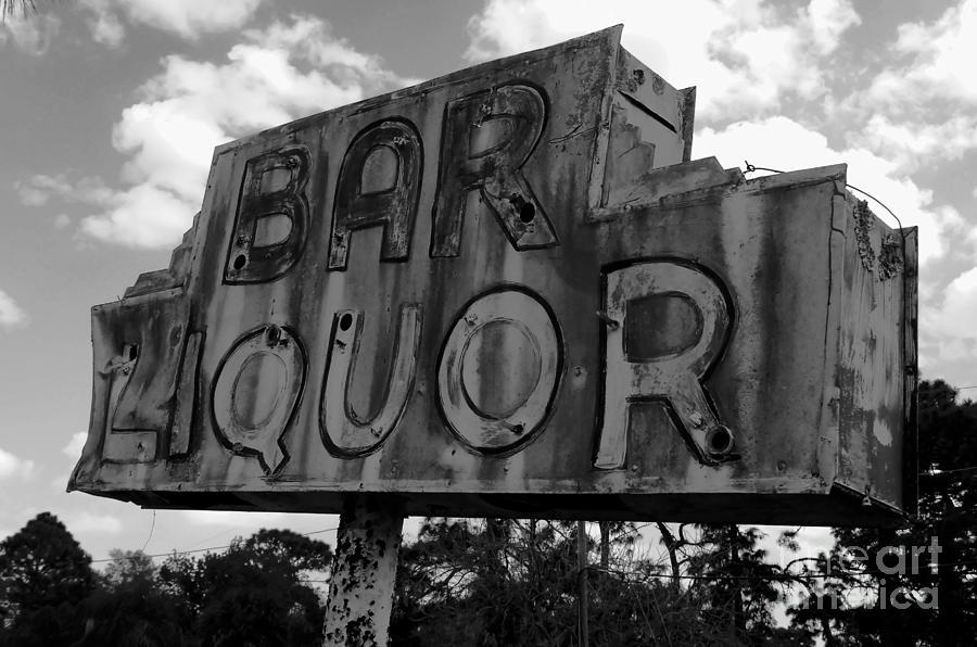Bar Photograph - Oasis by David Lee Thompson