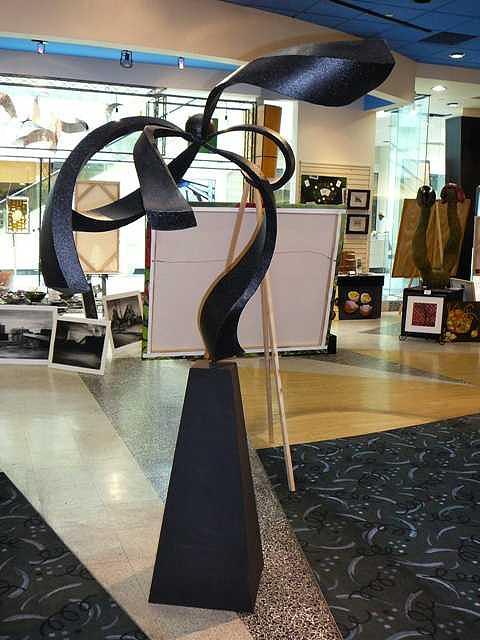 Oasis Sculpture by Jerry Schmidt