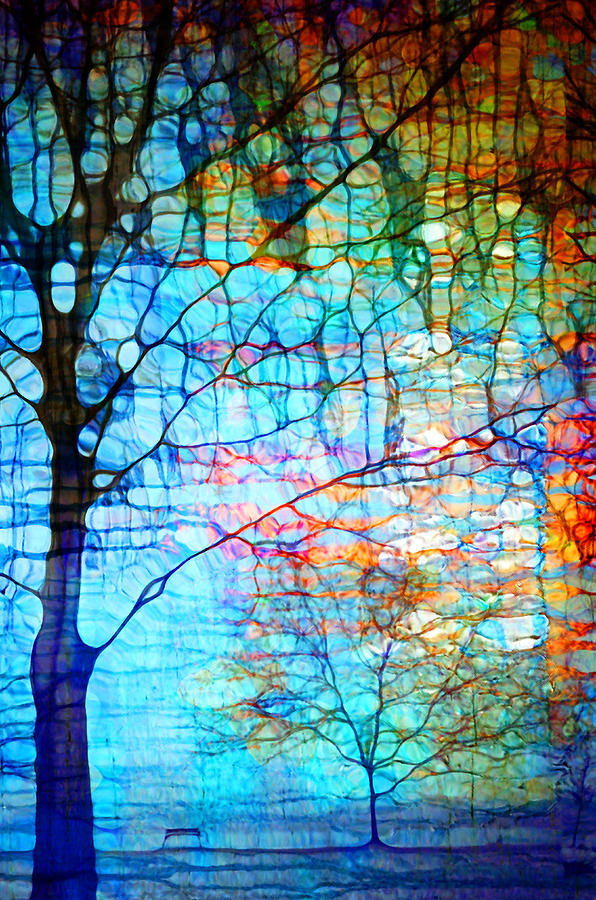 Obscured in Blue by Tara Turner