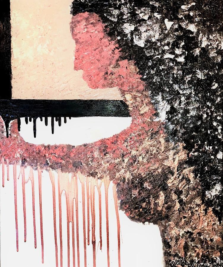 Obsidian Blush by Alisha Anglin