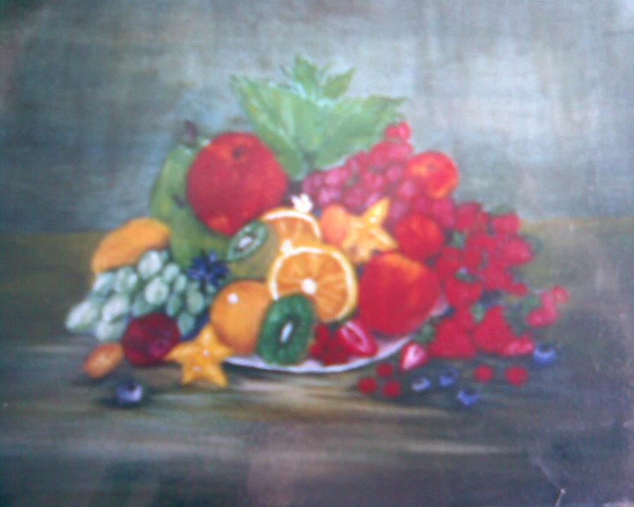 Obst Painting - Obst by Rosario Triglia