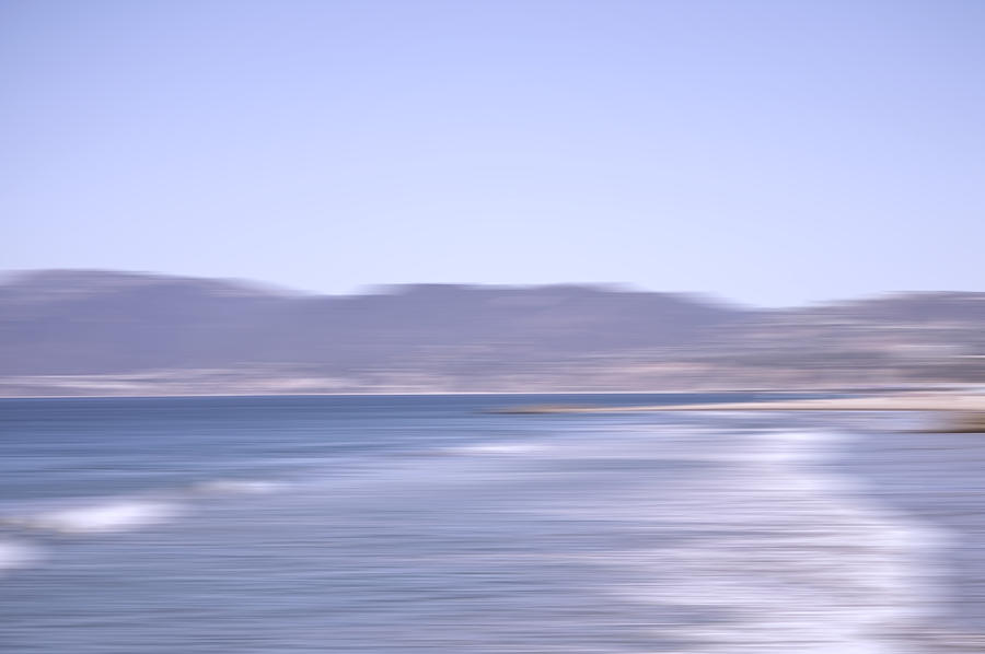Abstract Photograph - Ocean Abstract by Cheryl Day