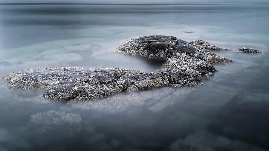 Long Exposure Photograph - Ocean by Alex Conu