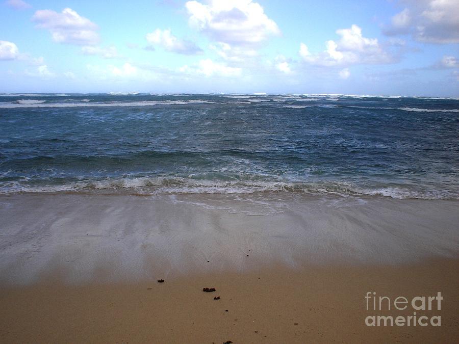 Pacific Photograph - Ocean by Chandelle Hazen