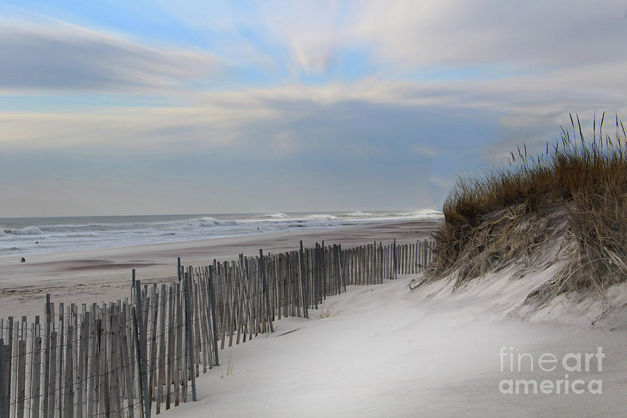 Ocean City Photograph - Ocean City by Delmarva Dreams