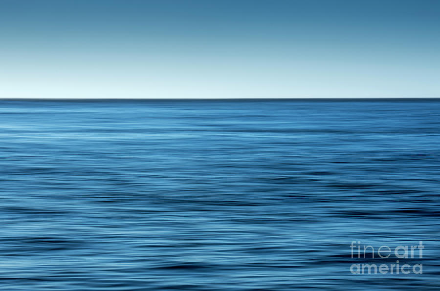 Ocean Color Scene II by David Lichtneker