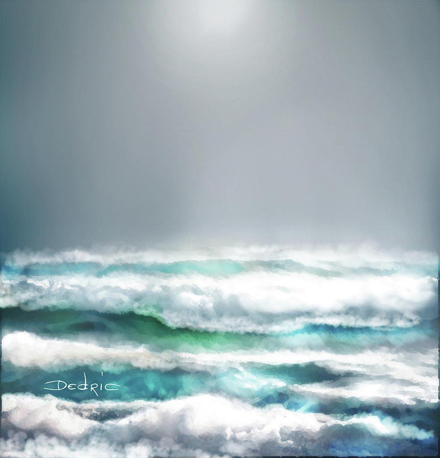 Ocean  by Dedric Artlove W