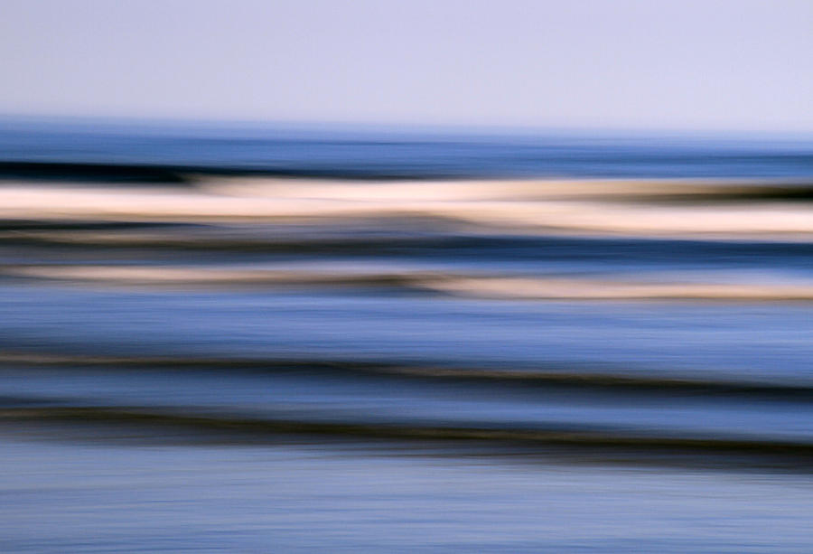Ocean Photograph - Ocean Dream by Doug Hockman Photography