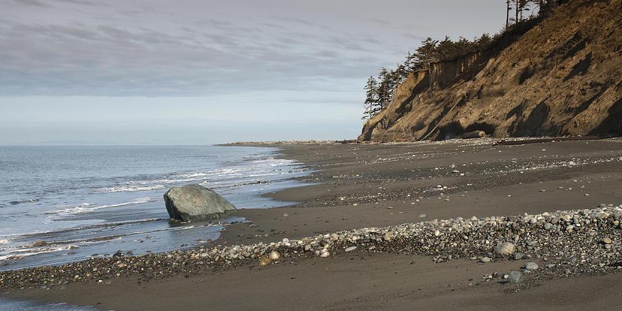 Beach Photograph - Ocean Front View by Chad Davis