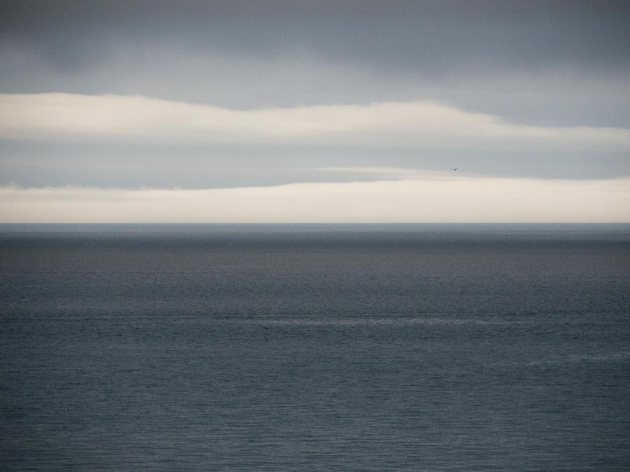 Ocean Photograph - Ocean Horizon by Trance Blackman