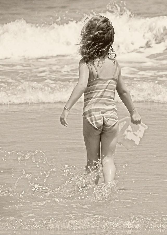 Ocean Photograph - Ocean Moment by JAMART Photography