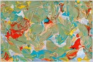 Ocean Of Abundance Painting by Nina Gabriel