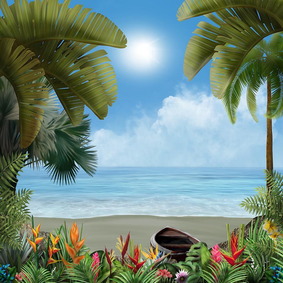 Ocean Paradise by Mark Taylor