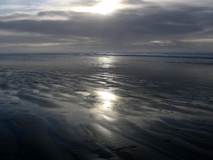 Ocean Photograph - Ocean Shores  by Ty Nichols