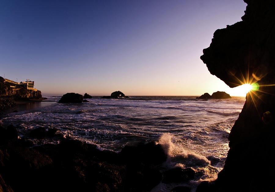 Ocean Sparkle by Nicholas Miller