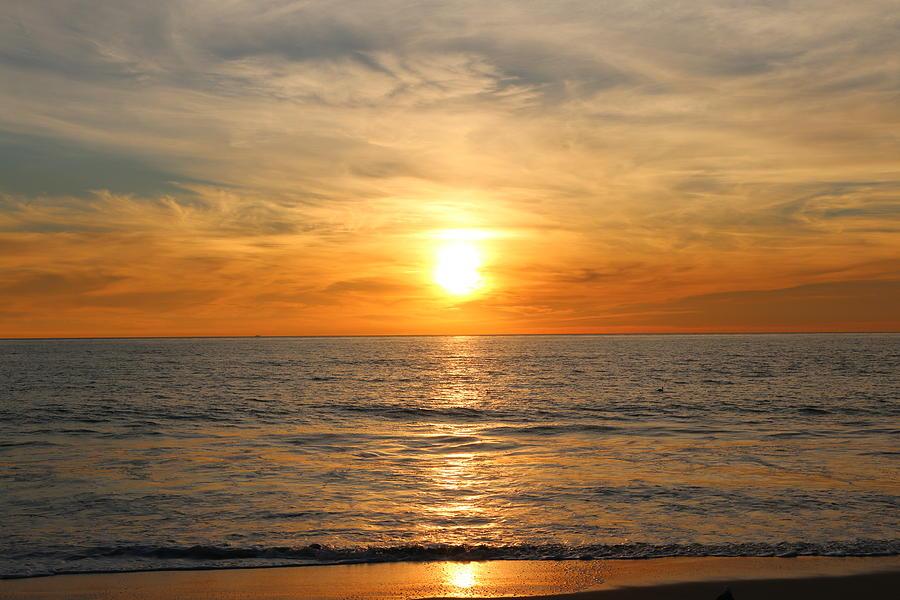 Ocean Sunset - 9 Photograph