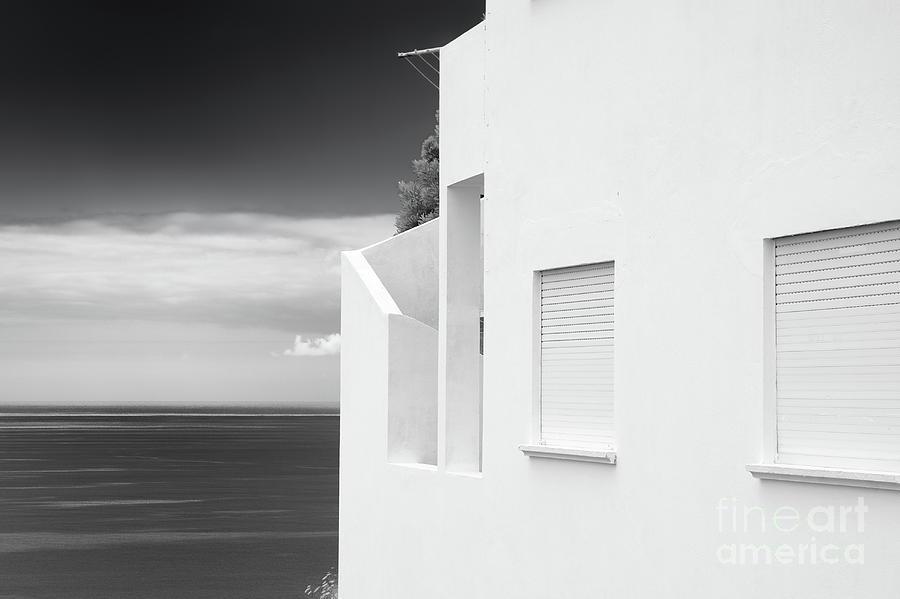 Ocean View White House Photograph