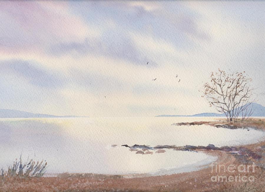Ocean Painting - Ocean by Yohana Knobloch