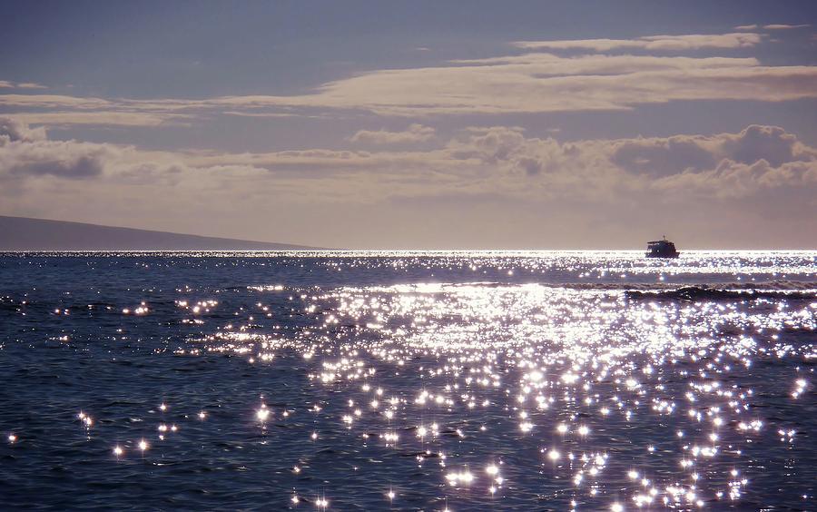 Ocean Photograph - Oceans Light by JAMART Photography