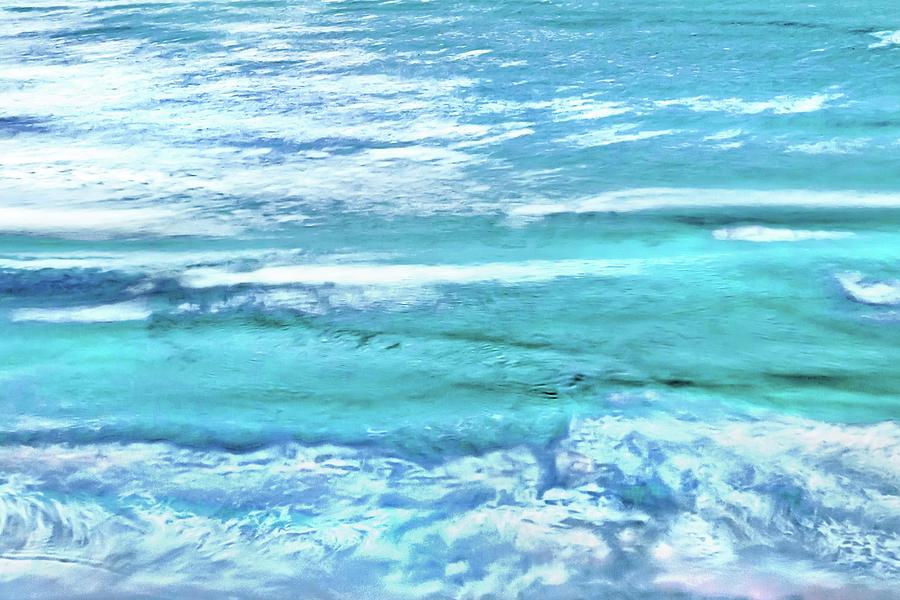 Australia Photograph - Oceans Of Teal by Az Jackson