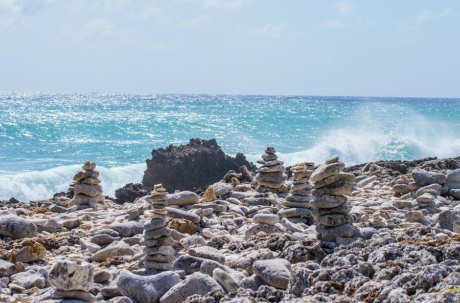 Oceanside Blowholes Photograph