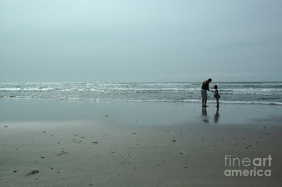 Beach Photograph - Oceanside Discovery 2 by Kathi Shotwell