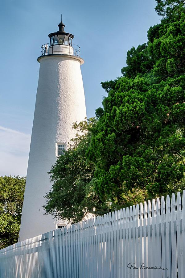 Ocracoke Lighthouse 7812 Photograph