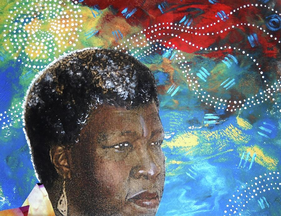 Octavia Butler Tapestry - Textile - Octaviascape by Candace Hunter