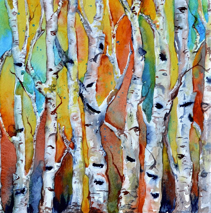 October Forest by Beverley Harper Tinsley