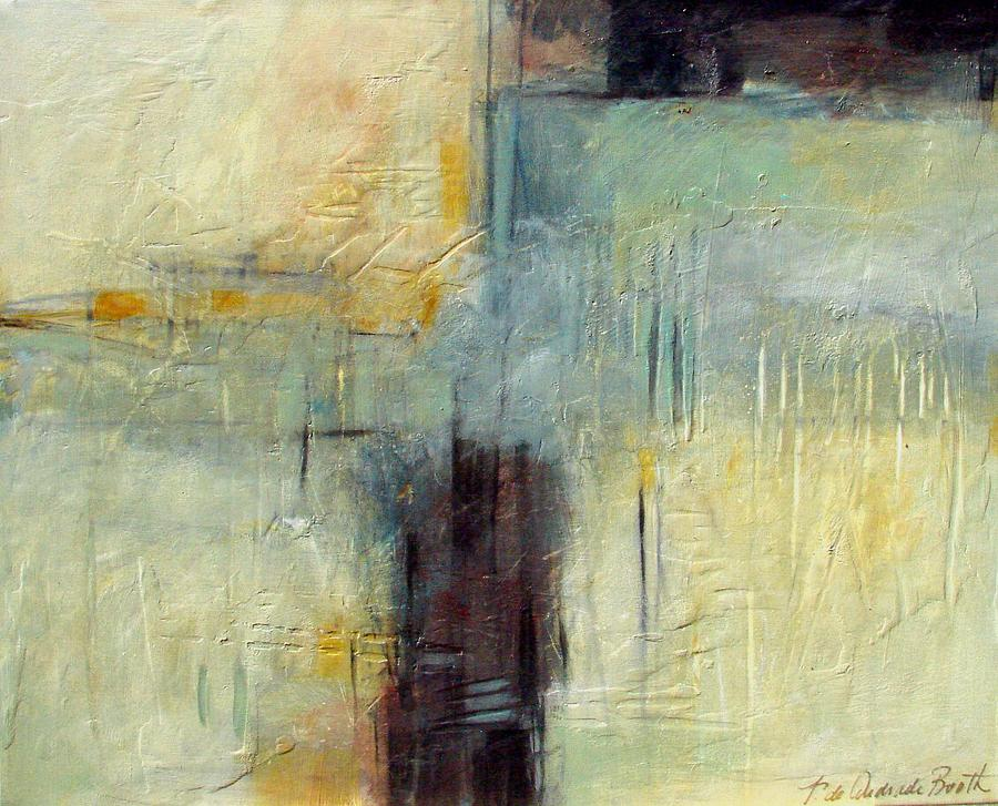 Abstract Painting - October Promise by Filomena Booth