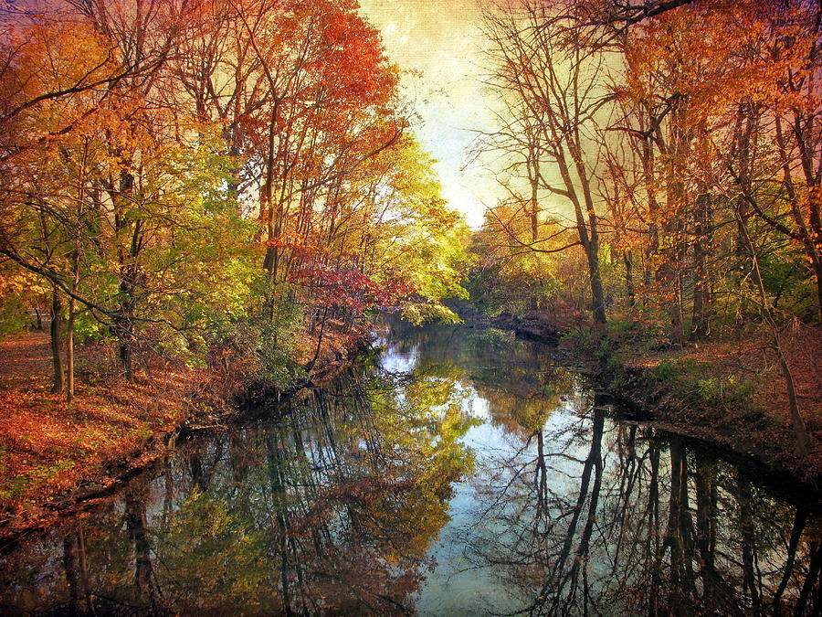 Ode To Autumn Photograph