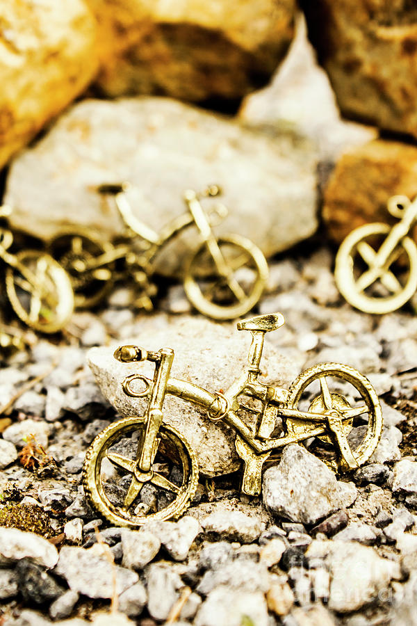 Off Road Bike Trinkets Photograph by Jorgo Photography - Wall Art ...