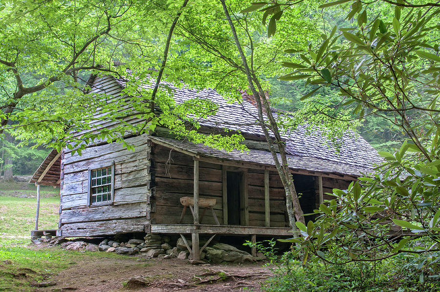 Ogle Homestead Smoky Mountain Rustic Cabin