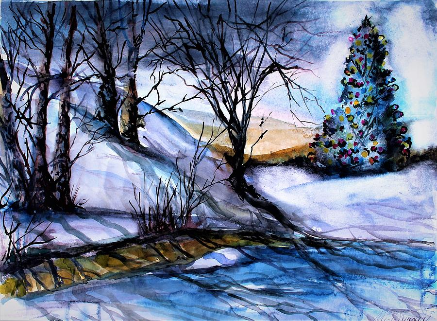 Newman Christmas Trees.Oh Christmas Tree By Mindy Newman