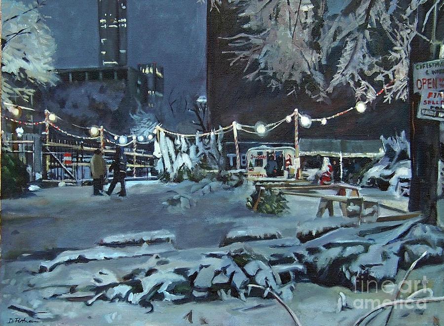 Oh Christmas Tree, Oh Christmas Tree by Deb Putnam