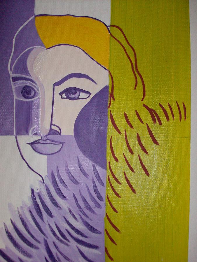 Oil12 Painting by Maria do carmo Cid peixeiro